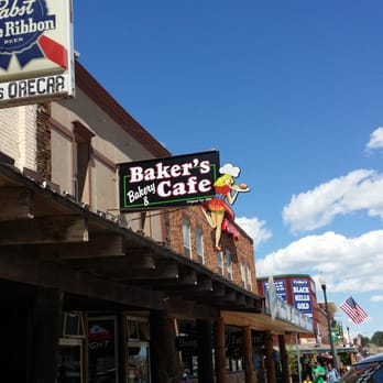 Bakers Bakery And Cafe Custer Sd