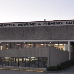 Seattle marine fishing supply co interbay seattle for Seattle marine and fishing supply
