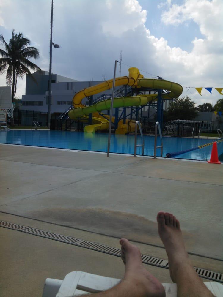 Victory Park Pool Swimming Pools 1980 Ne 171st St North Miami Beach Fl Reviews Photos