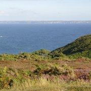 Presqu'île de crozon, Crozon, Finistère, France