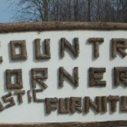 Country Corners Rustic Furniture Lake City Mi Yelp