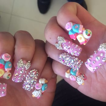 3d nails upland ca united states found this design on for 3d nail salon upland ca