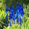 Chihuly exhibit at Dallas Arboretum 5/7/12
