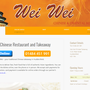 Wei Wei Chinese Restaurant and Takeaway