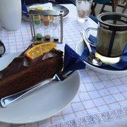 Orangen-Schoko-Kuchen*