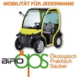 Estrima Biro Öps Elektromobilität…