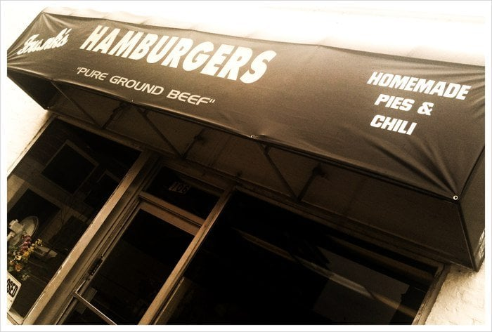 Frank s hamburger restaurant geschlossen burger 106 for Elite motors clarksville tn
