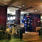Kleiner Bar Bereich.