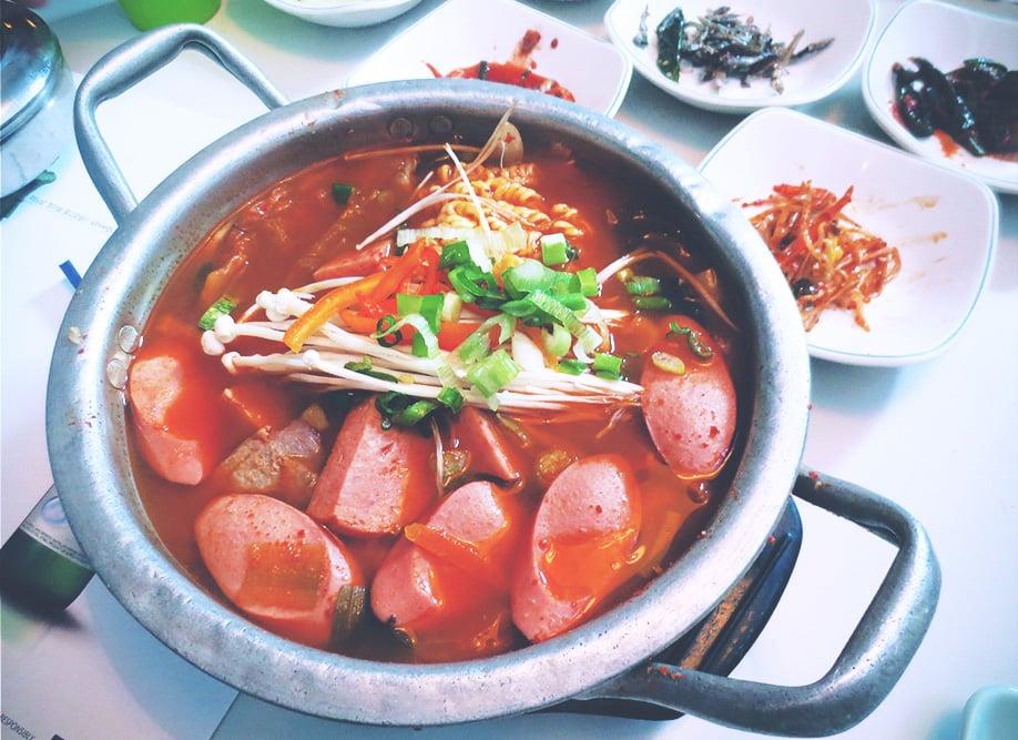 Korean Fusion Restaurant Near Me