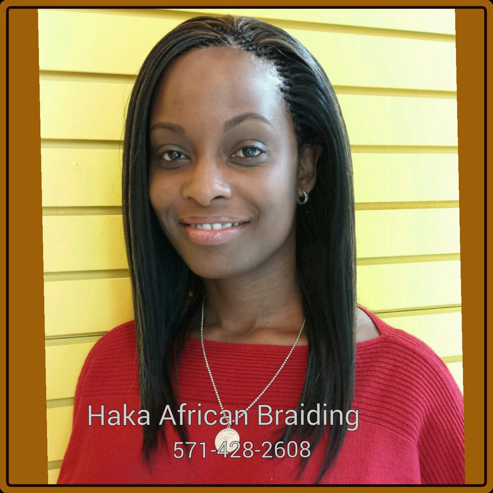 Tree Braids with Yaki Braiding Hair