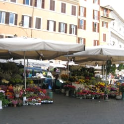 Mercato Campo de' Fiori, Rome, Roma