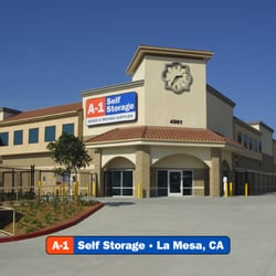 A1 Self Storage  La Mesa  La Mesa, CA  Yelp