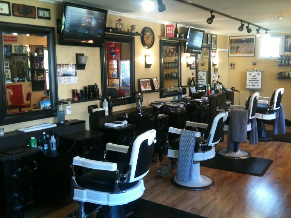 barber shop interior yelp