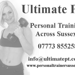 Ultimate Personal Training Sussex, Worthing, West Sussex