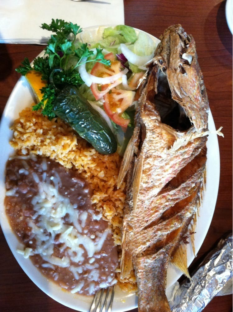 I asked for the salsa Veracruz on the side. Very delicsh.. | Yelp
