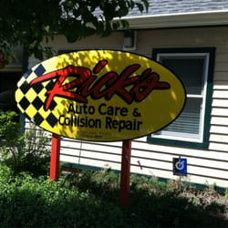 Rick s auto care collision repair highland park il yelp for M i motors highland park il 60035