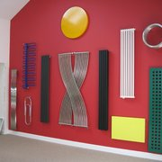 Feature Radiators' range includes models in a huge range of shapes, sizes and finishes.