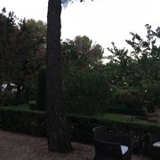 Hôtel Le Pigonnet - Aix en Provence, France. The gardens and weather were fabulous!
