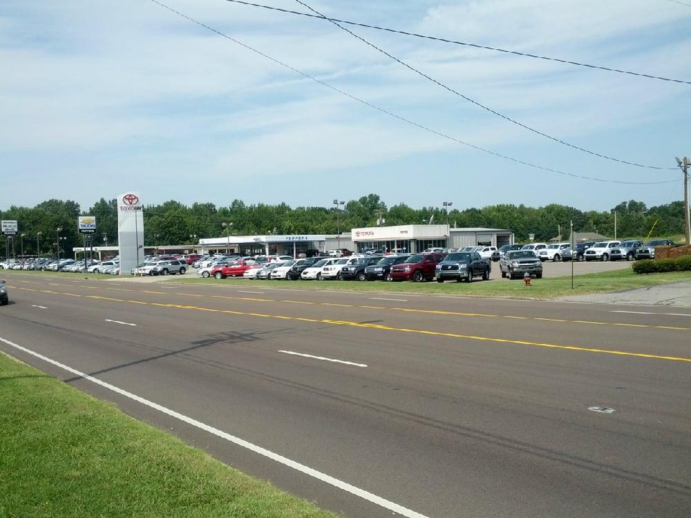Peppers Chrysler-Dodge-Jeep - Car Dealers - 2400 E Wood St ...