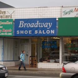Shoe Stores Broadway Vancouver