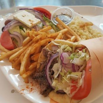 Ousia cuisine grecque greek restaurants laval laval for Cuisine grecque