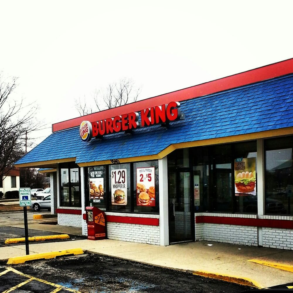 Arlington Heights (IL) United States  city photo : Burger King Burgers Arlington Heights, IL, United States Reviews ...