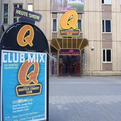 Quatsch Comedy Club, Berlino, Berlin, Germany