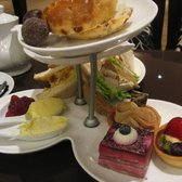 afternoon tea trays (per person)