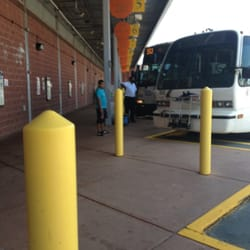 Travel in comfort and style with the largest intercity bus service across the United States, Canada and Mexico. New buses, premium amenities and convenient boarding make Greyhound the best bus service in the country.