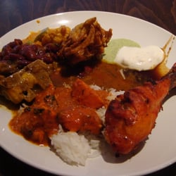 Sultan - From the lunch buffet - San Francisco, CA, Vereinigte Staaten