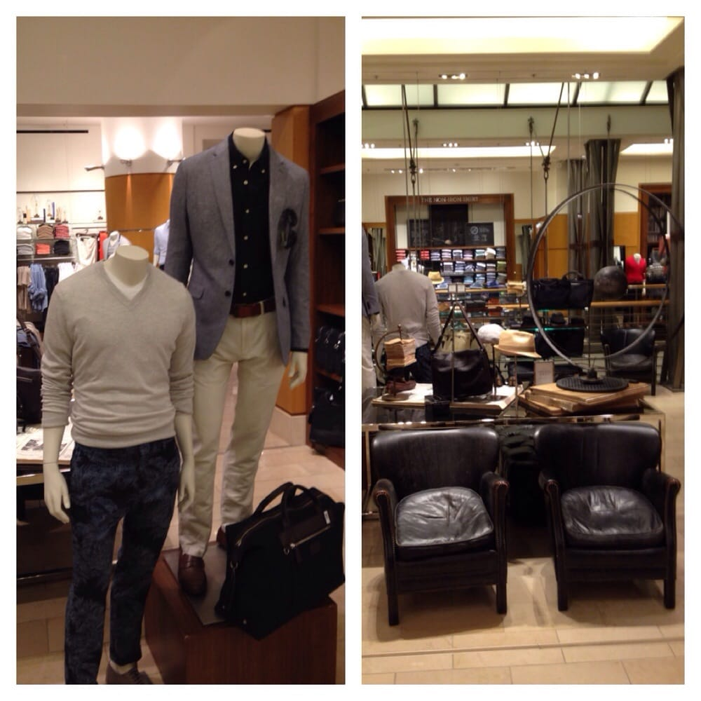 Mens clothing stores chicago il