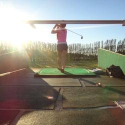 Redwood Golf Center - Releasing some anger while enjoying the SUNSHINE! - Redmond, WA, United States