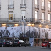 La Cigale en rénovation