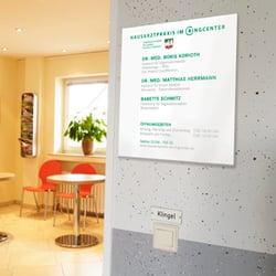 Hausarztpraxis im Ringcenter, Mettmann, Nordrhein-Westfalen