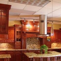 Panda Kitchen Cabinets Prodiso Panda Kitchen LLC Coffee Maple Show Room Seattle WA
