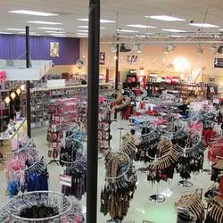 Deja vu clothing store. Cheap clothing stores