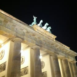 Brandenburger Tor, Berlino, Berlin, Germany