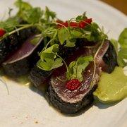 Seared Tuna, 6 slices (£11)