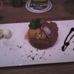 Beef Tartar - kleine Portion
