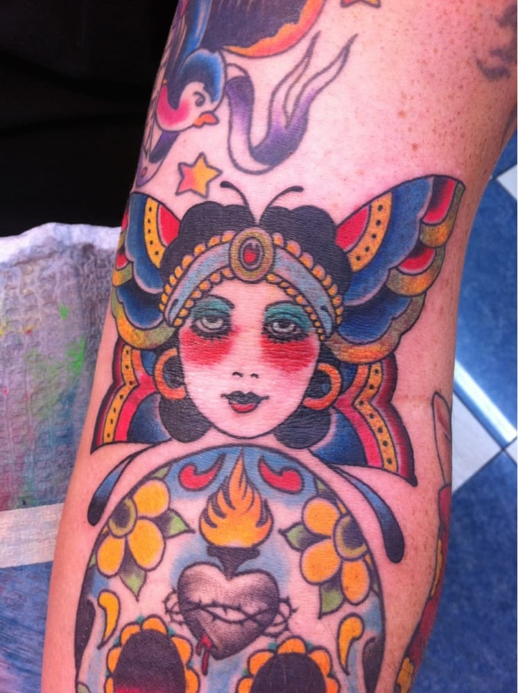 Tattoos by oliver and dean yelp for Elm street tattoo