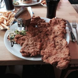 Jägerschnitzel (Little Big Food)