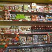 inside Kobe Supermarket - the earthquake…