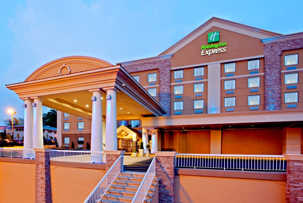 Holiday inn express north bergen lincoln tunnel 32 for Hotels jersey