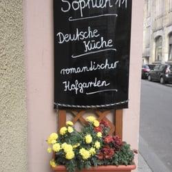 Restauration Sophien 11, Berlino, Berlin, Germany