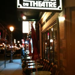 Le Petit Bar Du Theatre Mr Gilles, Paris