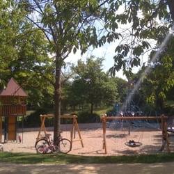 Donaupark, Regensburg, Bayern