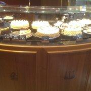 Kuchenbuffet fürs Cafe in der 1Etage