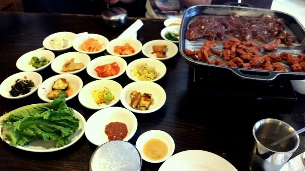Seoul Garden Korean Restaurant 185 Billeder Koreansk St Ann St Louis Mo Usa