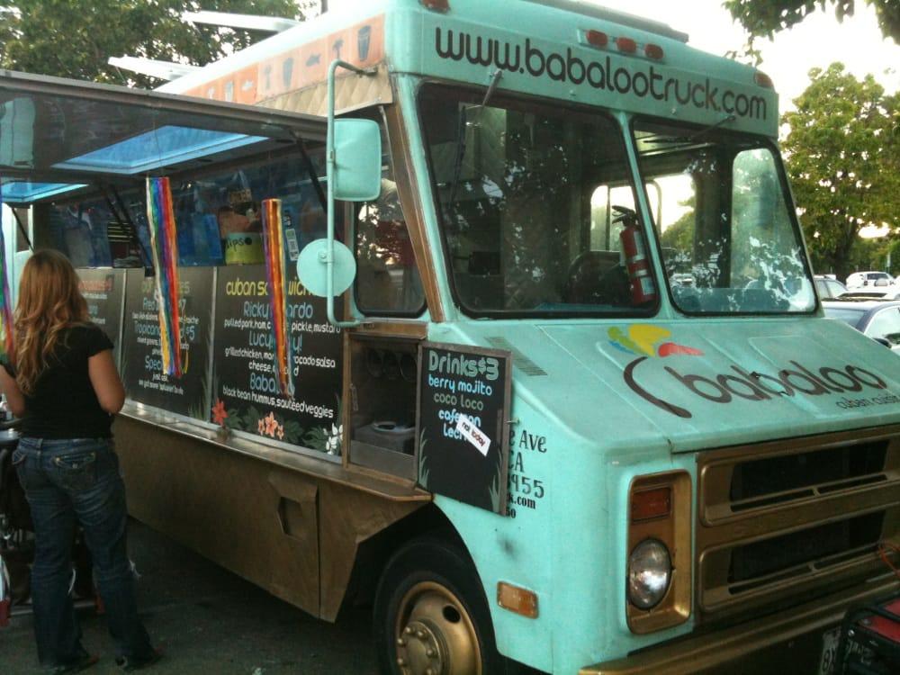Cuban Food Truck Near Me