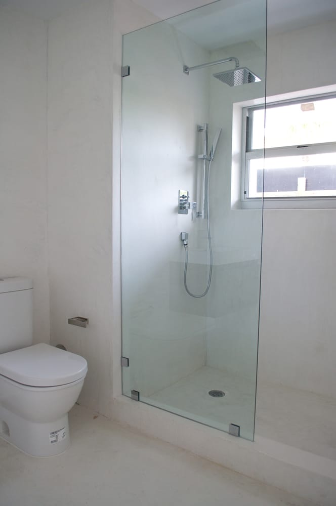 Comconcrete Flooring Miami : Perfect Concrete Floors - Miami, FL, United States. Bathroom with ...
